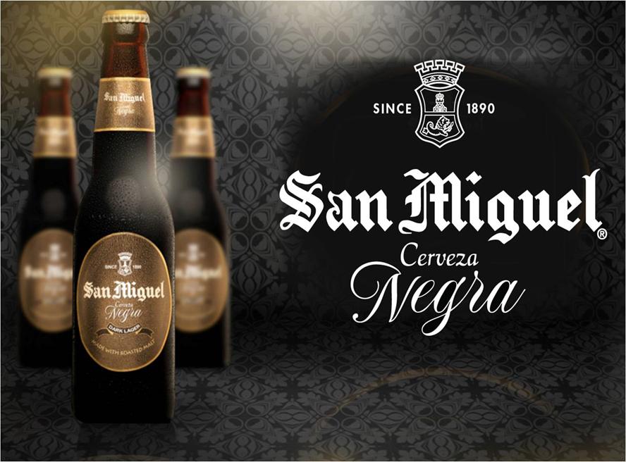 Cerveza Negra San Miguel Brewing International
