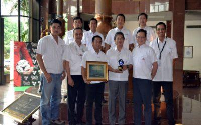 PT Delta Djakarta Achieves Blue Rating in Environmental Management