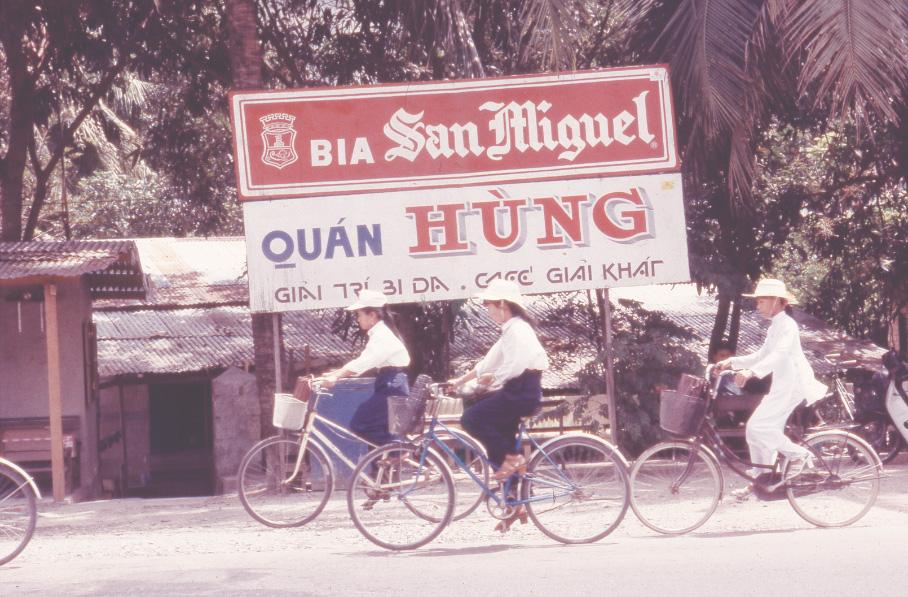 San Miguel entered the Vietnam market in 1995
