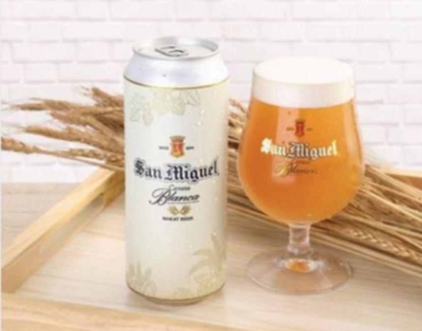 San Miguel Cerveza Blanca Launch in Asia